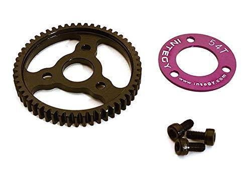 T-maxx Steel - Integy RC Model Hop-ups T3667 54T Steel Spur Gear for T-Maxx3.3 & Jato