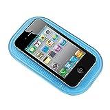 Hot Sale!UUMFun2pcs Car Magic Anti-Slip Dashboard Sticky Pad Non-slip Mat Holder 14x7.5cm for GPS Cell Phone (Blue, 1 Pc)