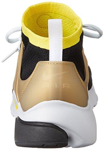 Gld Strk blk Nero mtllc Air Yllw Sportive ntrl Uomo Presto Flyknit Ultra Scarpe Nike G H1w7qC