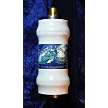 Shower Dynamically Enhanced Structured Water Unit -Energizing & Hydrating Shower - Softer Water - Softer Hair & Skin - Natural - No Filters to Replace - Eco Savvy - Lifetime Manufacturer's Warranty - FREE Worldwide Shipping!