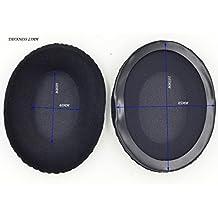 Velour cushion Ear pads earmuff cup COVER cushion for Kingston HyperX Cloud II KHX-HSCP-GM headphones