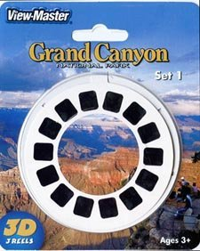 GRAND CANYON National Park Set #1 - View-Master 3D 3-Reel Set by View Master (Image #1)