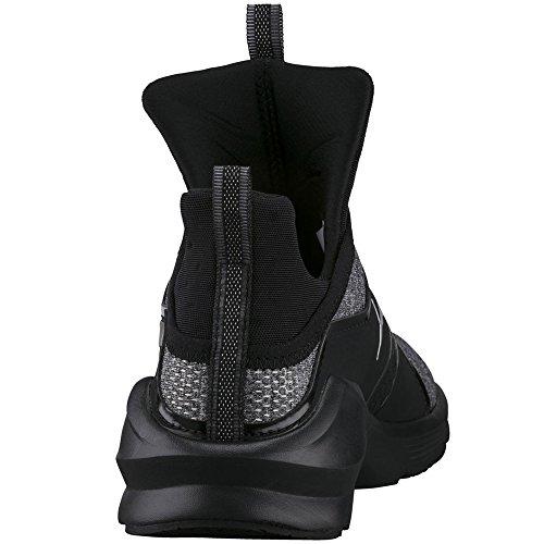 Femme Puma Fierce Noir Metallic Taille Chaussure wPS4t0