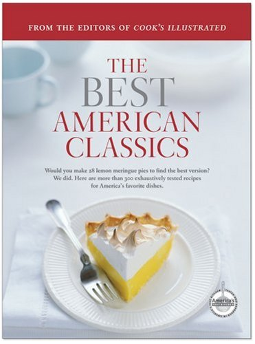 The Best American Classics (Best Recipe) ebook