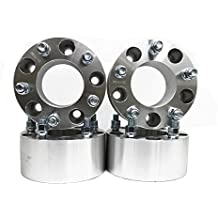 """4PCS 5x135 to 5x135 Wheel Spacers Adapters 3"""" thick 14x2 studs For Ford F-150"""