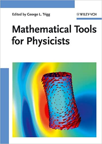 mathematical tools for physicists trigg george l