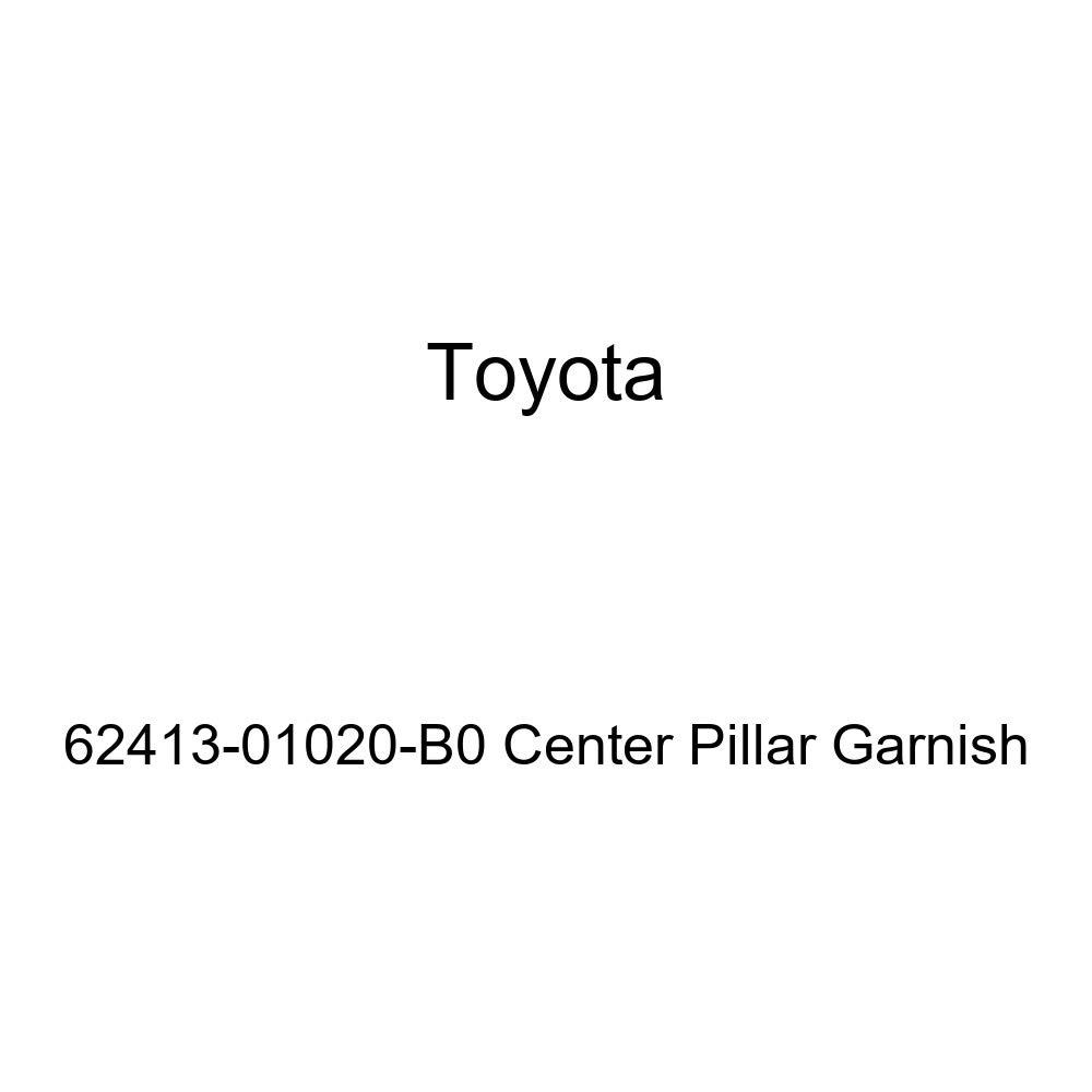 Genuine Toyota 62413-01020-B0 Center Pillar Garnish