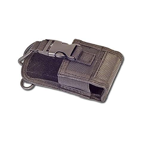 SainStyle MSC-20D Nylon Radio Case Holder for Kenwood/Yaesu/Icom MotorolaGP338+/344/328/ Baofeng BF-666S/777S/888S, (Yaesu Radio)