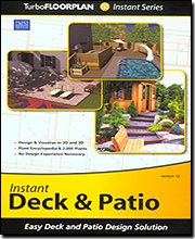 Cheap  Turbofloorplan Instant Deck & Patio V12