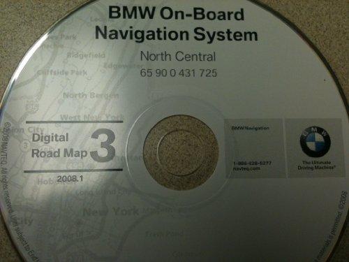 navigation CD # 3 for BMW, Land