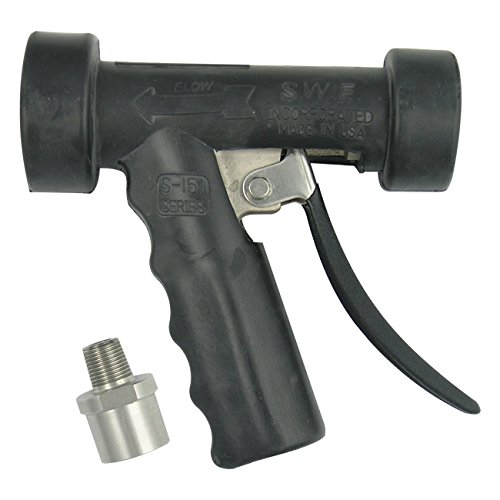 Dixon Sanitary AWSG-TG Thermal-Gard Elevated Temperature Spray Nozzle