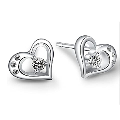 ER-20091C1 New Style Silver Plating Women's Earring - Blank Filler Module