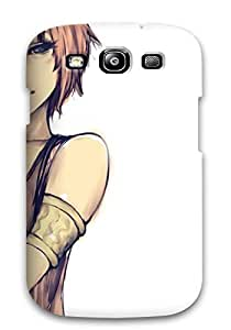 Galaxy S3 Case, Premium Protective Case With Awesome Look - One Piece by icecream design