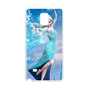Personal Customization Frozen lovely girl Cell Phone Case for Samsung Galaxy Note4
