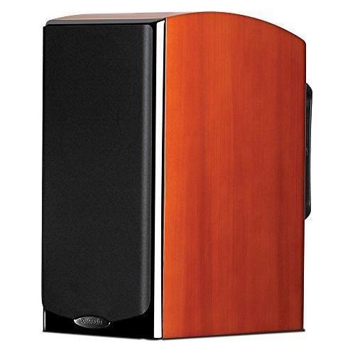 Polk Audio LSiM 703 MVC Mt. Vernon Cherry Bookshelf Loudspeaker - Standing Floor Single Loudspeaker