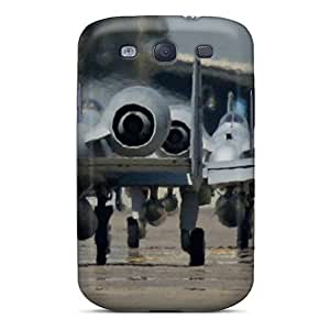 For Galaxy S3 Protector Case A 10 Warthogs Phone Cover by supermalls