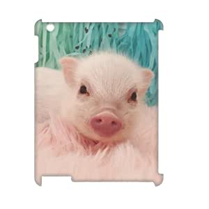 Winfors Cute Pig Phone 3D Case For IPad 2,3,4 [Pattern-2]