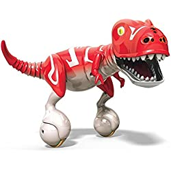 Spin Master Krimson Red Zoomer Dino(US Version, Imported)