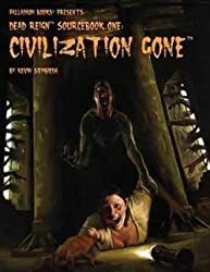 Dead Reign - Sourcebook: Civilization Gone