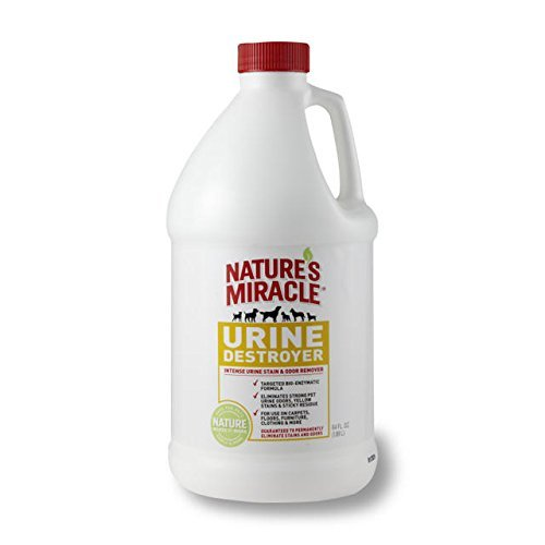 Nature's Miracle Urine Destroyer Stain and Residue Eliminator by Nature's Miracle