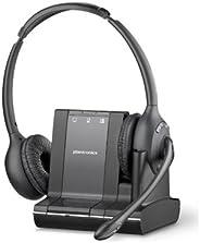 Plantronics W720 Savi 3-in-1, Over-the-Head Binaural Headset, Dect 6.0 - 83544-01