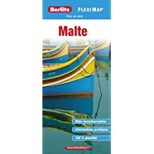 Berlitz Fleximap Malte