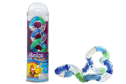 - Tangle Therapy Relax for Hand and Mind Wellness (color may vary)