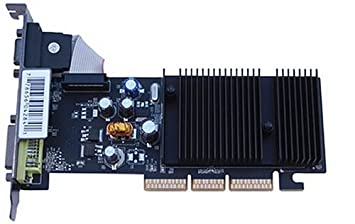 XFX PV-T44A-PANG - Tarjeta gráfica (GDDR, 128 bit, 533 MHz ...