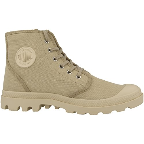Souples Sahara Hi 75349 Adulte Bottines 238 Et Palladium Bottes Mixte Pampa ecru Originale xYfBqOwp1