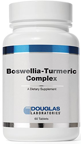Douglas Laboratories - Boswellia-Turmeric Complex (Formerly Infla-Guard) - Botanical Extracts to Support Normal Recovery of Joints and Muscles* - 60 Tablets
