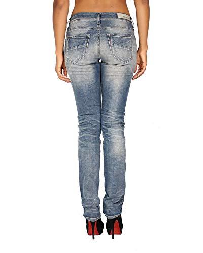 Meltin'pot Blu Dona Da Fit Meriel Jeans Skinny zYwzr6Pq