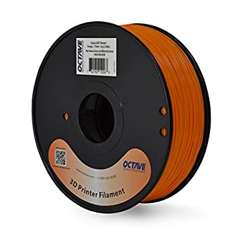 Pla Orange 3d Printer Filament Qualified Go 3d