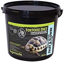 Komodo Diet Fruit & Flower - Alimento para Tortuga (2 kg)