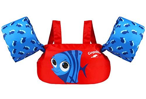 Gogokids Kids Swim Vest Life Jacket