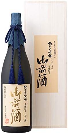 御前酒 純米大吟醸 雫酒 1.8L
