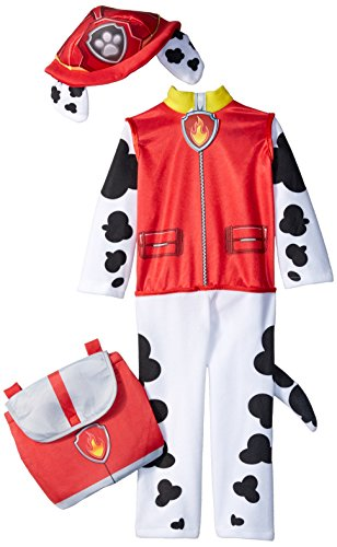 Rubie's Costume Toddler PAW Patrol Marshall Child Costume, One Color, 1-2 Years