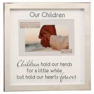 Our Children Hold Our Hands 6 X 4 Photo Frame Amazoncouk Kitchen