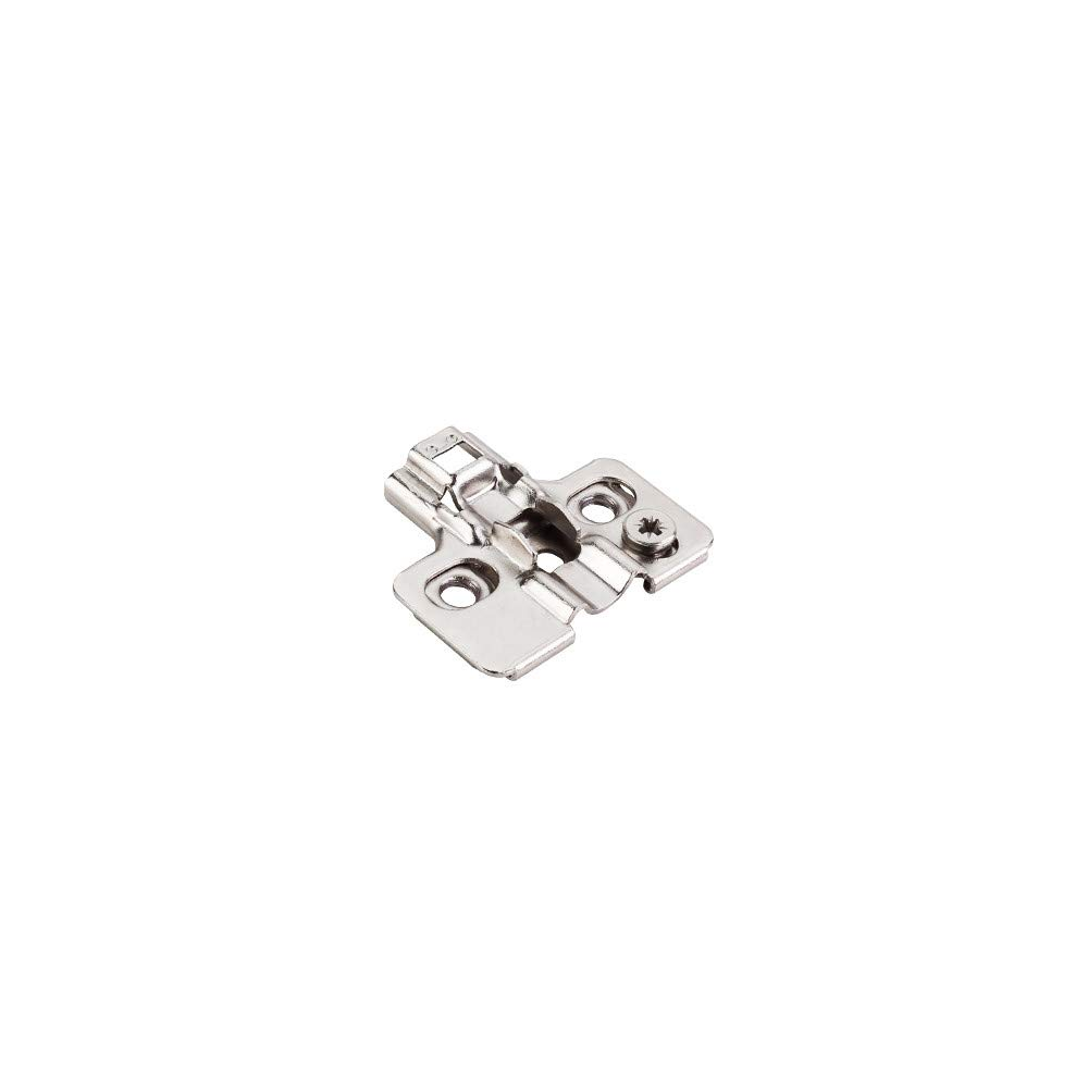 Hardware Resources 600.0R22.05 700 Series Clip On Mounting Plate for Concealed E, Polished Nickel