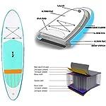 DIMPLEYA-modalita-Gonflable-SUP-Conseil-Surfbrett-SUP-Surfen-Brett-Brett-Up-10×30-X4-Consiglio-Stand-Surfbrett-Paddle-Paddleboard