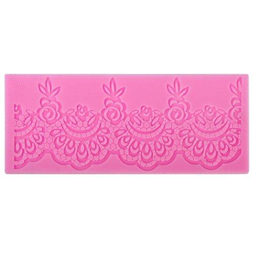 Sugarcraft Decoration Scalloped fondant Silicone product image