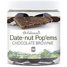 Dr. Fuhrman's Chocolate Date-Nut Pop'ems