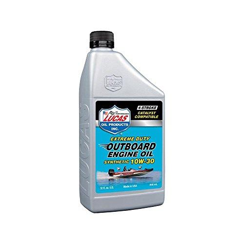 10w30 lucas racing oil - 3