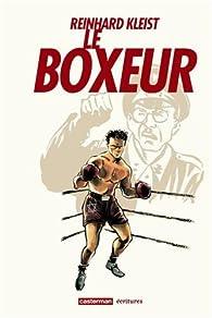 Le boxeur par Reinhard Kleist