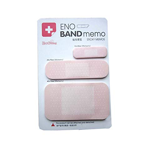 Novelty Band-aid Sticky Notes Are The Perfect Gift For Any Friend Or ()