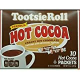 Tootsie Roll Hot Cocoa 10-0.73 OZ packets