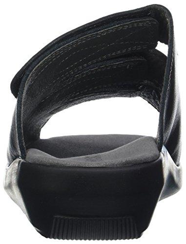 Gevavi Women's 3201 Bighorn Slipper Clogs Black (Zwart 00) LeA13