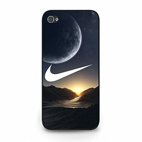 Retro Star Design Nike Phone Case Cover for Cover iphone 5/5s Just Do It Luxury Pattern