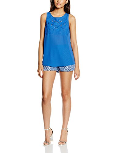 Molly Bracken P226e16 - Top Mujer azul (Blue)