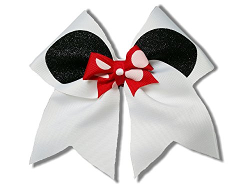 Cheer Bows Minnie Mouse Cheer Hair -