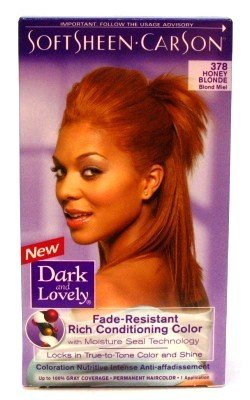 lovely hair blonde color honey Dark and